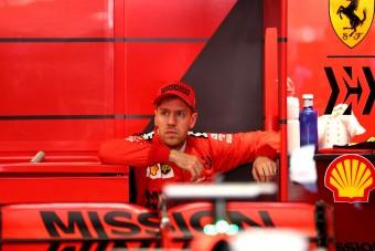 F1: Példátlan dolog történik Vettellel