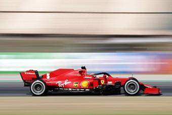 F1: A Merci az élen, Vettel magára talált