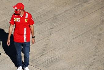 F1: A fertőzés miatt maradt el a Vettel-bejelentés?