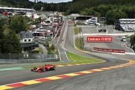 F1: Hamilton tarolt, a Ferrari leszerepelt az időmérőn 1