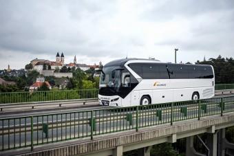 Gyorsabb járművek a Volánbusznál