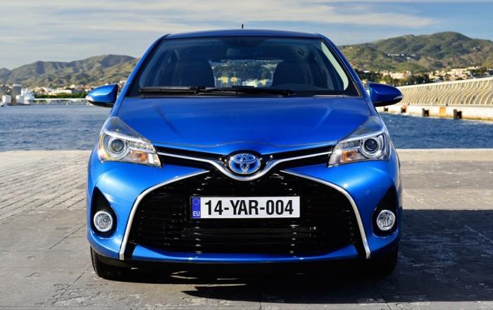 Nagyot változott kisautó – Toyota Yaris 2020 4