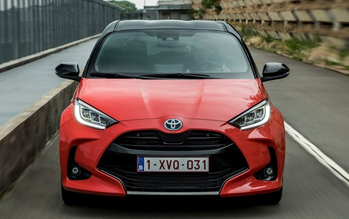Nagyot változott kisautó – Toyota Yaris 2020 3