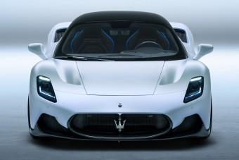 Gyönyörű szuperkupét mutatott be a Maserati