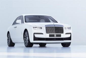 Rolls-Royce Ghost: mindene új, csak a dizájnja nem