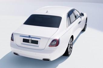 Az új Rolls-Royce Ghost részletei és kulisszatitkai