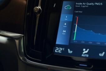 Szupertiszta levegőt szívhatsz az autóban