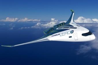 Jöhetnek a hidrogénhajtású repülők