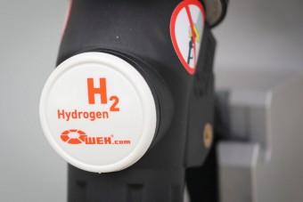 Nem szállít semmit a hidrogénüzemű teherjármű