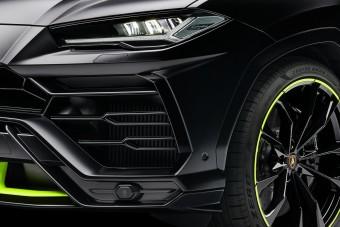 A kontrasztok éltetik a legújabb Lamborghinit