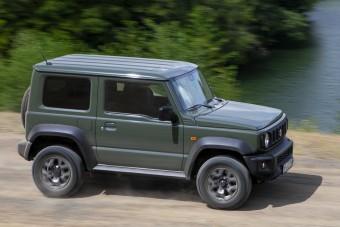Minifurgonként lesz kapható a Suzuki terepjárója