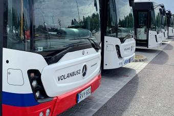 Tizenöt új csuklós buszt kap Székesfehérvár