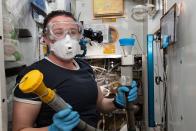 Hétmilliárd forintos vécét küldenek a Nemzetközi Űrállomásra 1