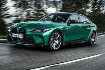 Kiszivárogtak a BMW M3 és M4 gyári fotói