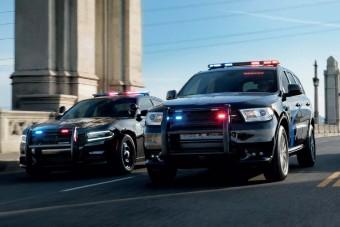 Megújultak a Fiat-csoport rendőrautói