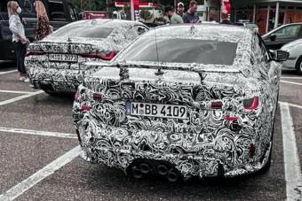 Már dolgoznak a legerősebb M4-es BMW-n