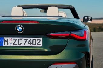 Nézd, ahogy suhan az új nyitott BMW