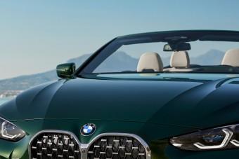 Kemény vászontetővel tér vissza a BMW 4-es kabrió