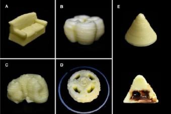 Már tejtermékeket is lehet készíteni 3D-nyomtatással