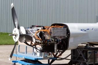 Felszállásra kész a Rolls-Royce elektromos repülőmotorja