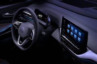 Puritán környezettel kényeztet a VW elektromos terepjárója