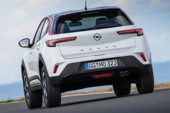 Belső égésű motorokat is kap az Opel Mokka