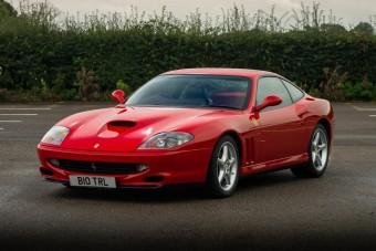 Kéne Richard Hammond piros Ferrarija?