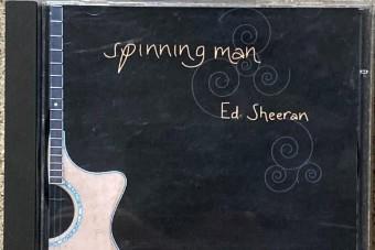 Hihetetlen összegért kelt el Ed Sheeran kamaszkori demója