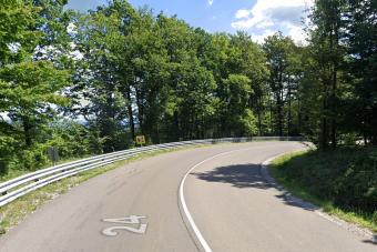 Kitiltanák a motorosokat az egyik legszebb mátrai országútról