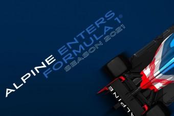 F1: Hivatalos, átnevezik a Renault-csapatot