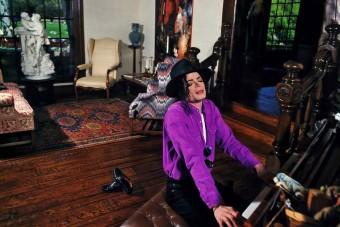 Most megveheted Michael Jackson régi cuccait