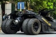 Mustangból építettek vérbeli Batmobile-t 5