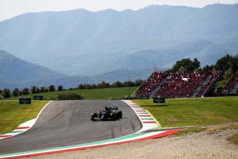 F1: Új rekorddal nyitott Bottas Mugellóban