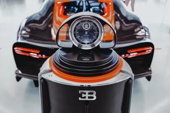 Innen nem lopják el a Bugattid slusszkulcsát