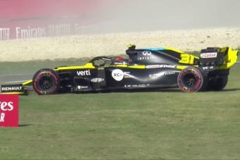 Így tették tönkre az F1-es időmérőt