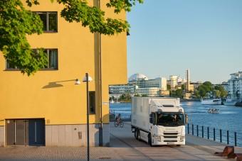 Új teherautókat mutatott be a Scania
