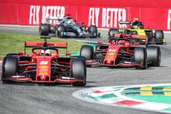 F1: Minden időmérőn az első hat a Ferrari célja