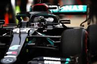 F1: Vettel felborította az időmérőt, de így is Hamiltoné az orosz pole 1