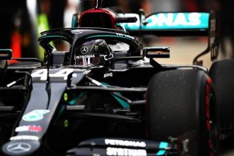 F1: Hamilton visszavágott Szocsiban
