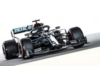 F1: Hamiltont a motorja is hátráltatta az időmérőn