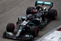 F1: Ezért vágta falnak a Ferrarit Vettel az időmérőn 1