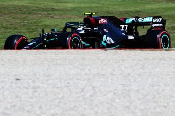 F1: Háromból három Bottasnak