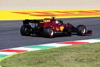 F1: Rámosolygott a szerencse a Ferrarira Mugellóban