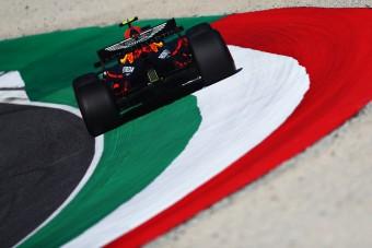 F1: Erre volt jó a partimód betiltása