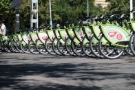 Elkészült az első megújított Bubi-kerékpár 1