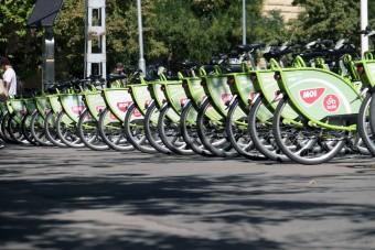 Fotón az új Bubi-bicikli, ilyenek váltják a régieket