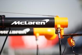 A McLaren mindent megnyerne – 20 év alatt