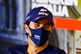 F1: Perez kimondta, Red Bull vagy semmi jövőre