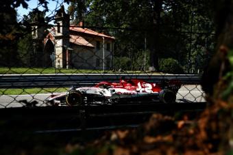 Räikkönen: Ez inkább verseny volt, nem időmérő
