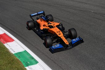 F1: Tudta a McLaren, hogy erős lesz az időmérőn – azt nem, hogy ennyire